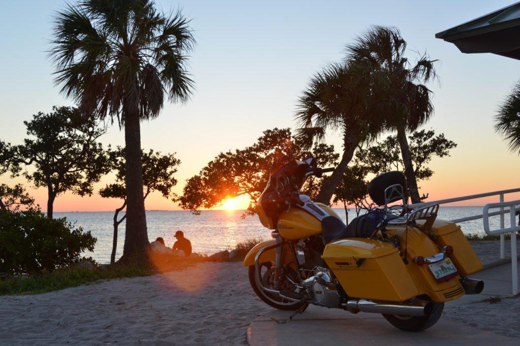 Momenti di relax sulle spiagge della Florida, rigorosamente viaggio di gruppo